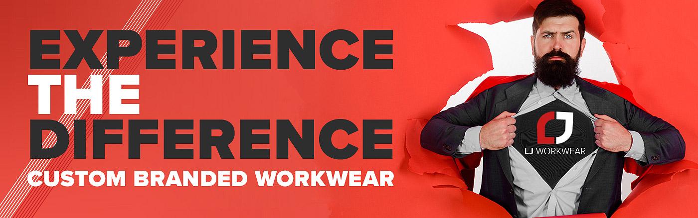 Custom Branded Workwear