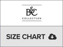 B&C size Chart